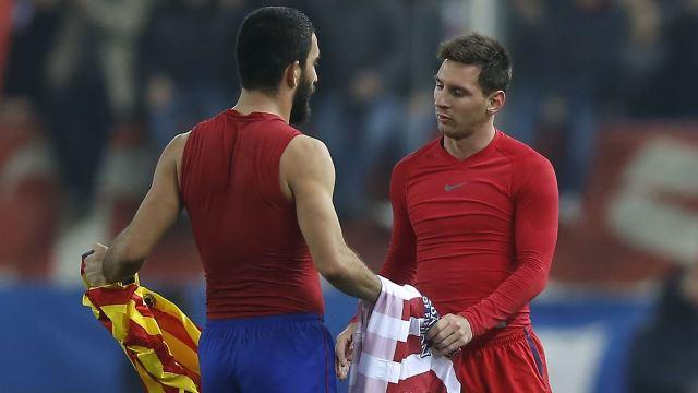 Terim: Arda Turan, Messi gibidir