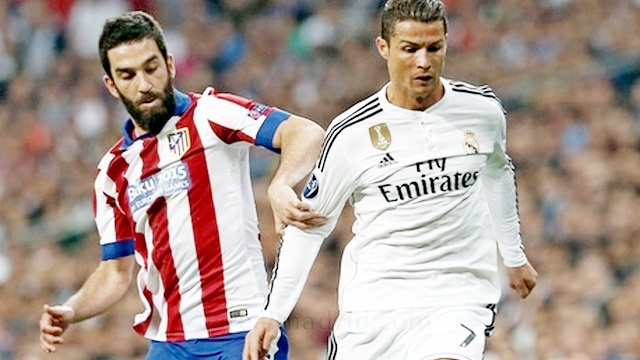 Real Madrid son anda vurdu, turu aldı