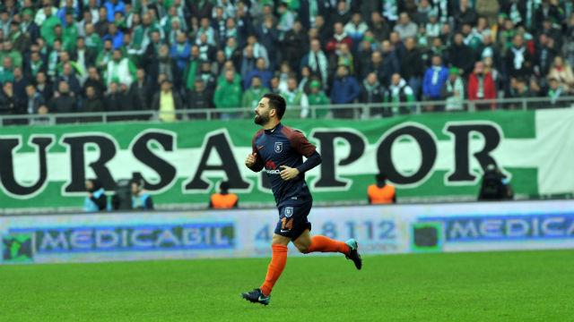 Arda Turan golle döndü!