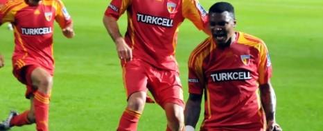 Trabzonspor Makukula'yı Bitiremedi