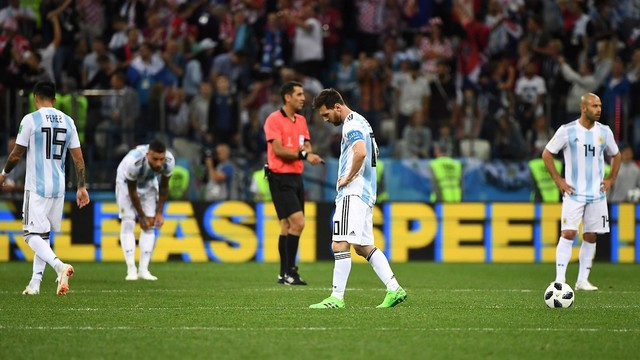 Arjantin gruptan nasıl çıkar?