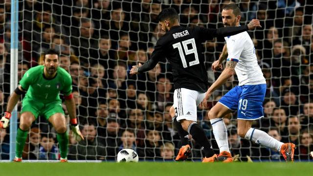 Arjantin, Messi'siz de kazandı