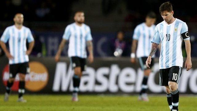Arjantin ile Paraguay yenişemedi