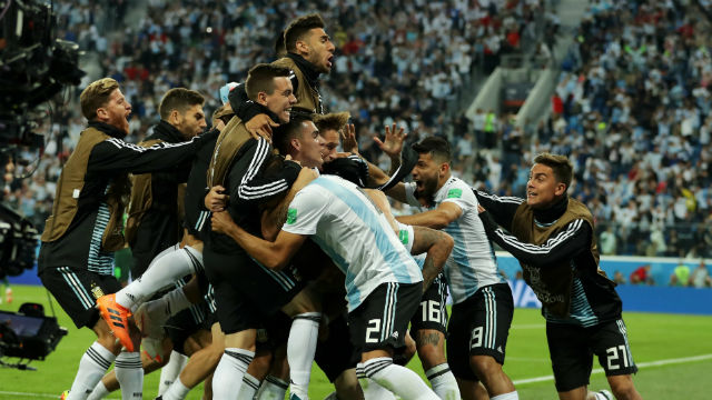 Arjantin son nefeste