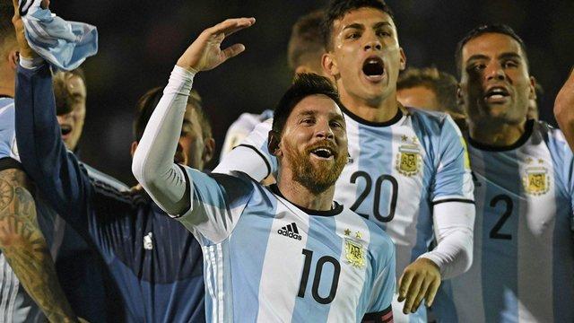 Messi: Bunlar sadece yalan