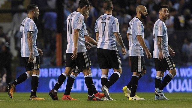 Arjantin ateşle oynuyor!