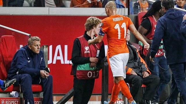 Arjen Robben Türkiye'ye gelmiyor