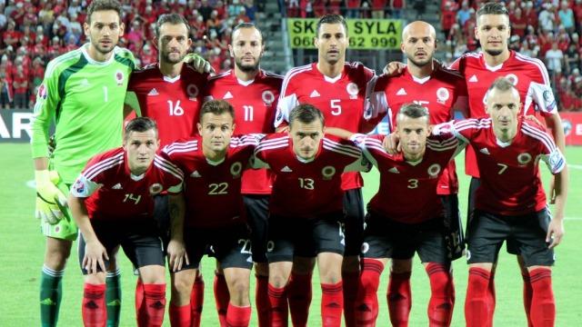 Arnavutluk İsviçre karşısında sürpriz arayacak