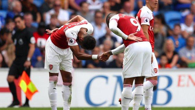 Lacazette, Arsenal'i ipten aldı