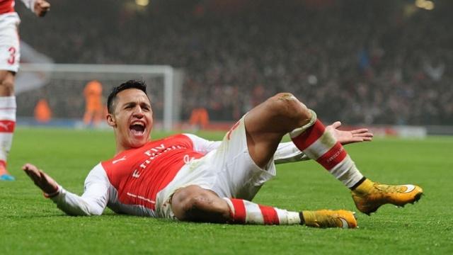 Arsenal evinde rahat...