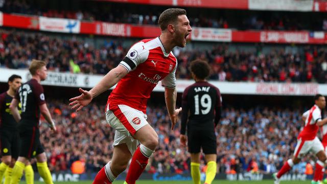 City kaçtı Arsenal kovaladı