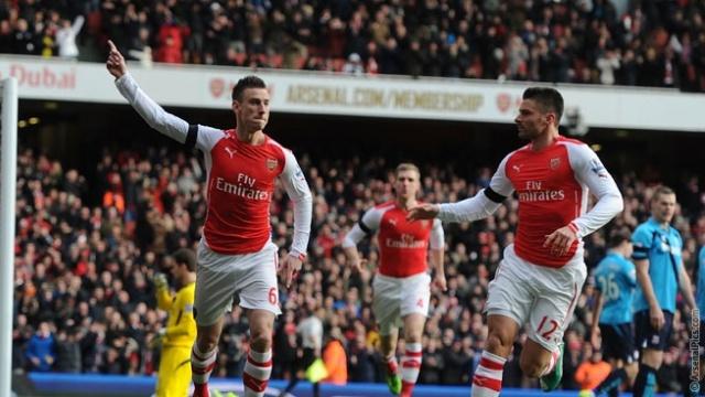 Arsenal istediğini aldı
