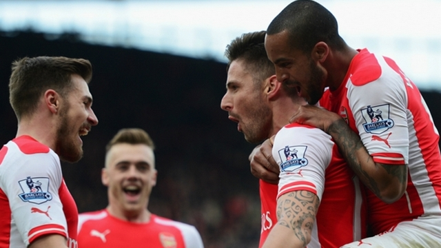 Arsenal çok rahat...