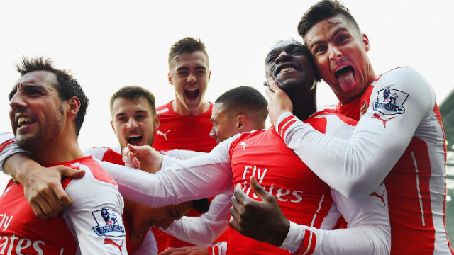 Arsenal Tottenham'ı yine geçti!