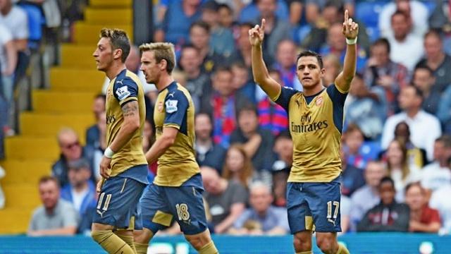 Arsenal, deplasmanda yara sardı