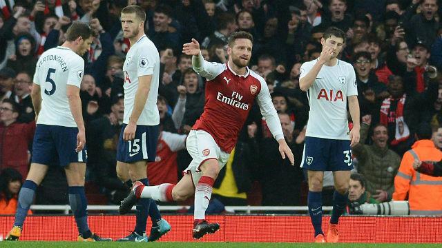 Kuzey'in kralı Arsenal!
