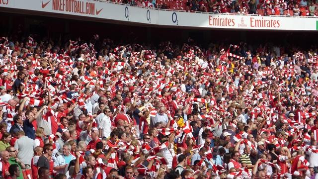 Arsenal'den rekor sporsorluk anlaşması