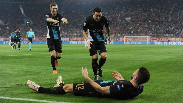 Arsenal Galatasaray'ı hatırlattı