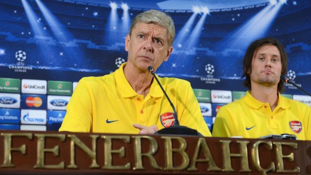 Wenger: Fener maçları...