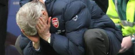 Arsenal 90'da Yıkıldı, Umutlar Söndü