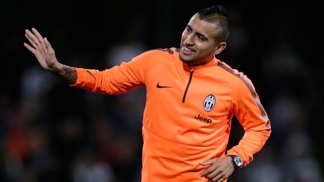 Vidal son takımını açıkladı