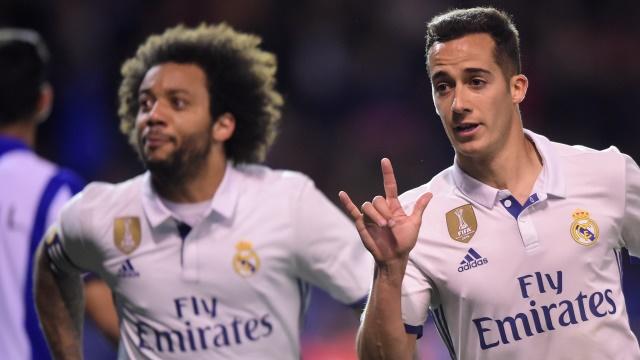Real Madrid, Deportivo'ya patladı