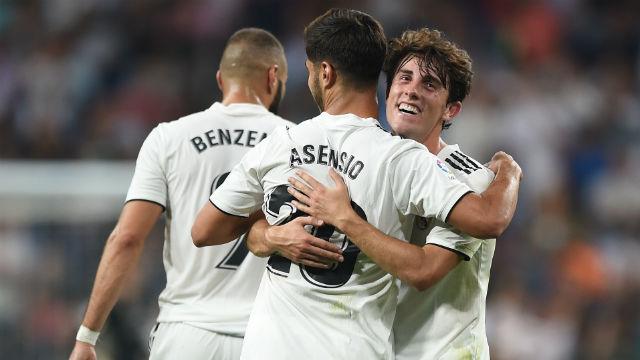 Real Madrid 3 puanı tek golle aldı