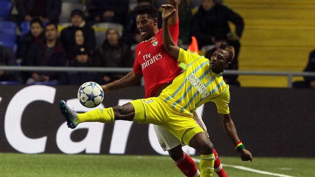 Astana'dan Benfica'ya çelme!