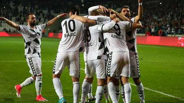 Konyaspor yarı finalde!