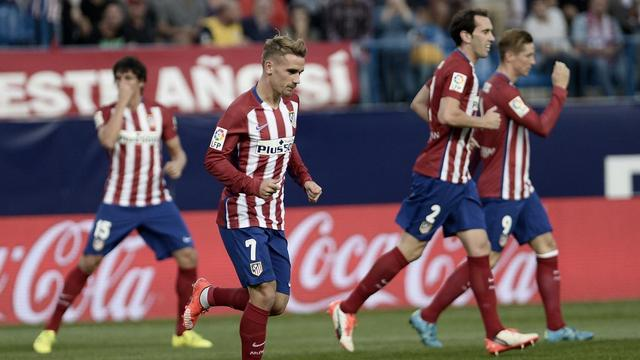 Atl. Madrid rahat...
