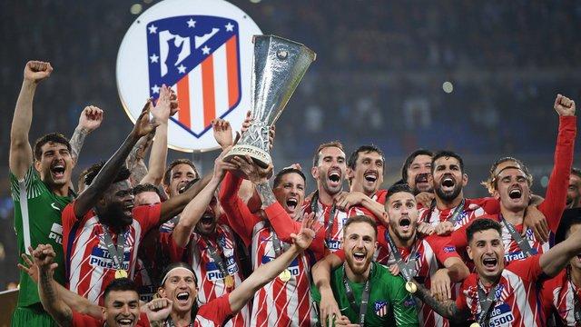 Kupa Atletico'ya, alkışlar Griezmann'a!