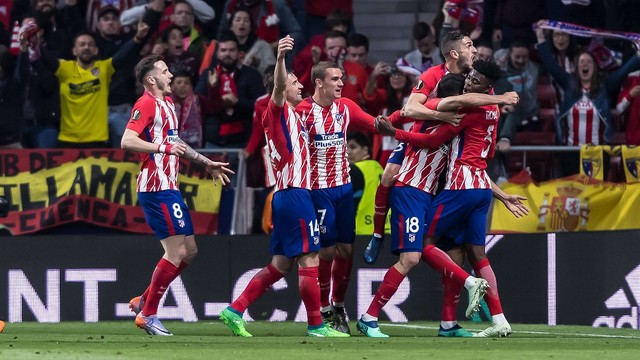 Atletico Madrid finalde!