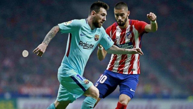 Atletico kaçtı Barça yakaladı