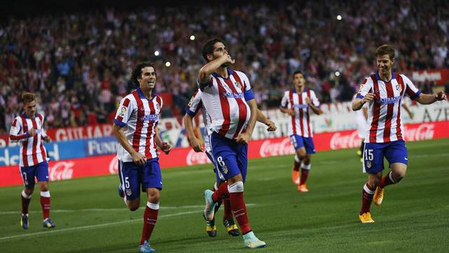 Atletico Madrid takipte!