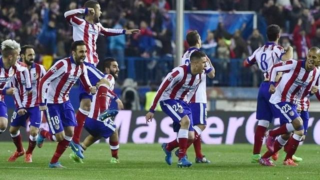Türk gecesinde turlayan Atletico!