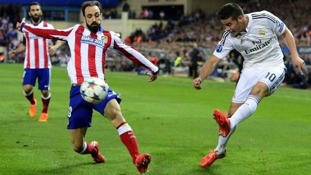 Madrid'de tur rövanşa kaldı!