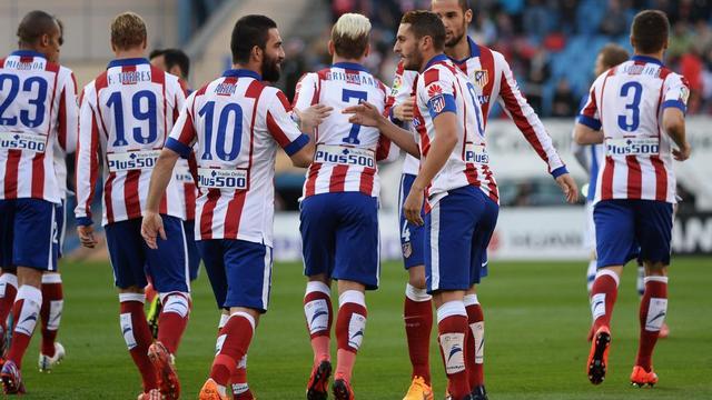 Atletico Madrid takibi sürdürdü