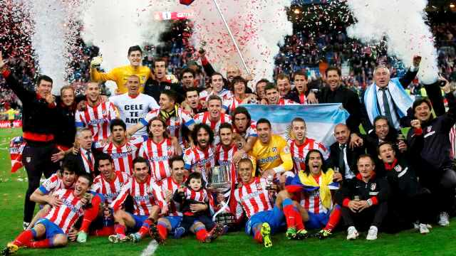 Madrid'in Kral Atletico