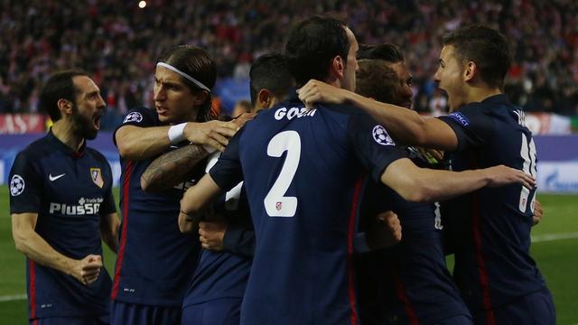 Barça'nın belalısı Atletico