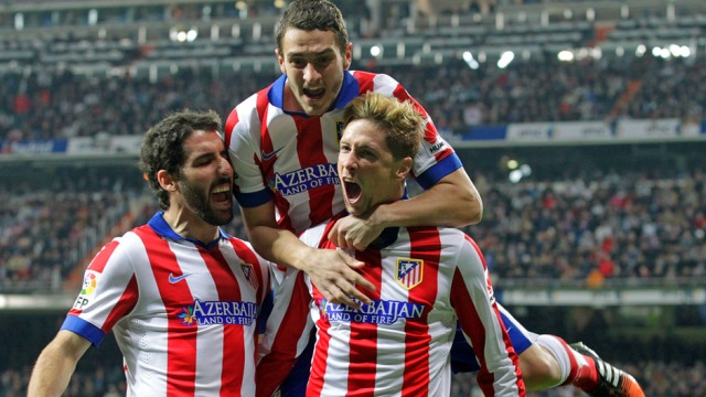Atletico Torres ile turladı