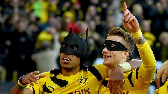 Derbi kralı Dortmund!