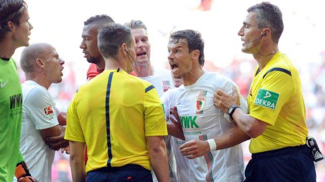 Skandal penaltı için hakem itirafı