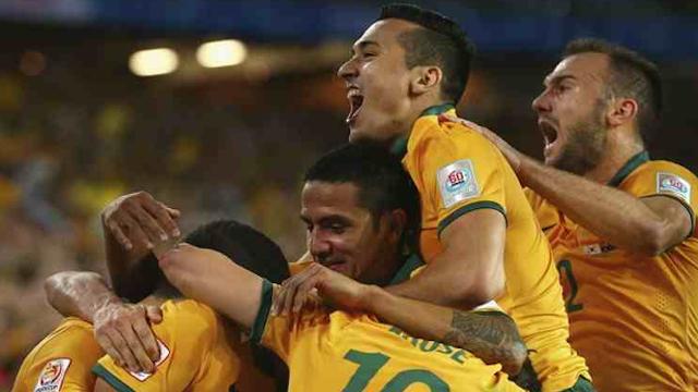 Asya Kupası Avustralya'nın