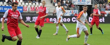 Kayserispor Alkmaar'a Direnemedi