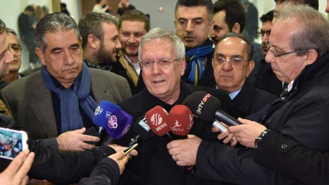 Yıldırım: Galatasaray hep şike yapıyor