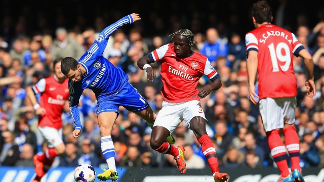 Arsenal'in Sagna korkusu