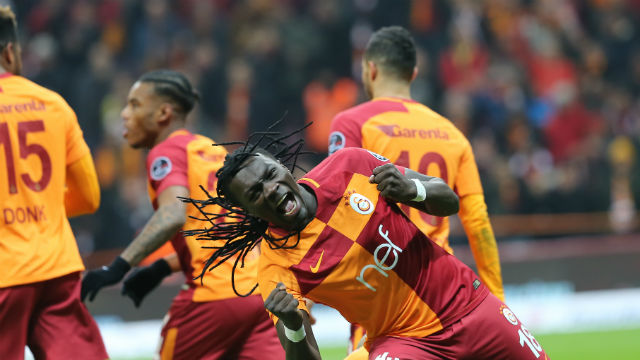 Galatasaray yeniden zirvede