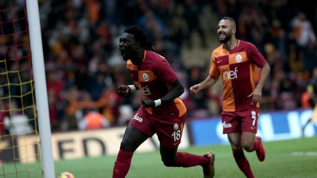 Gomis Yeni Malatyaspor maçında oynayabilecek mi?