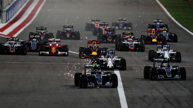 Rosberg yine kazandı