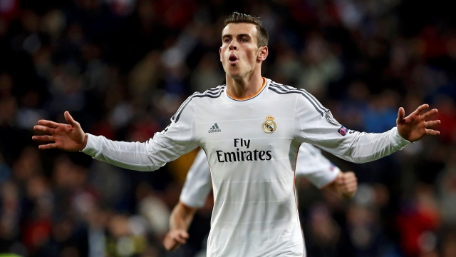 Bale: Hayaldi gerçek oldu...